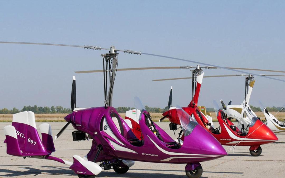 旋翼机-未来的飞行